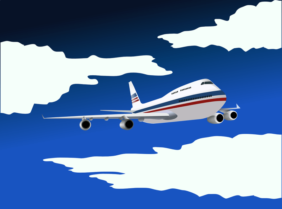 airplane-145889_1280