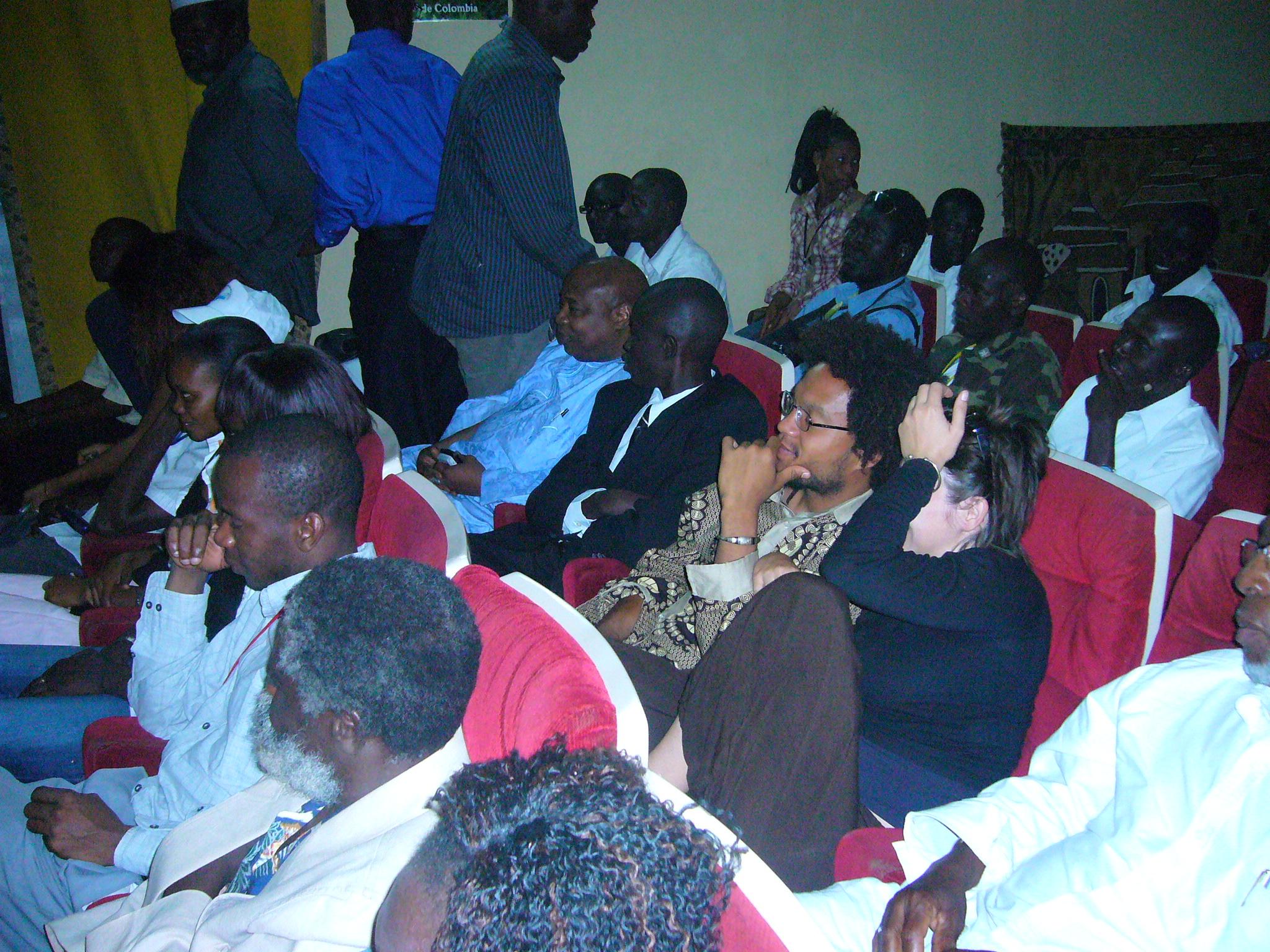 Ouverture des Rencontres Internationales de Cinéma à Bamako