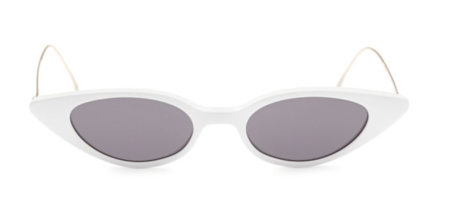 Illesteva Marianne 48MM Cat Eye Sunglasses
