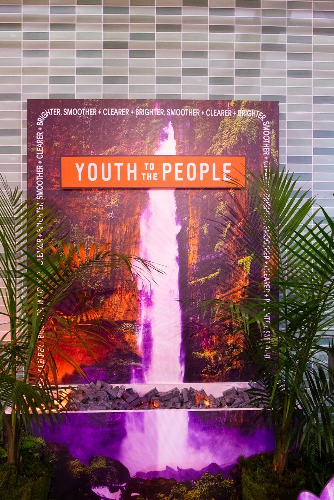 Youth to the People at Sephoria House of Beauty event 2019
