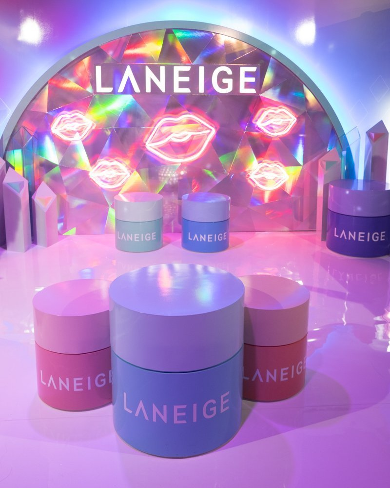 Laneige at Sephoria House of Beauty event 2019