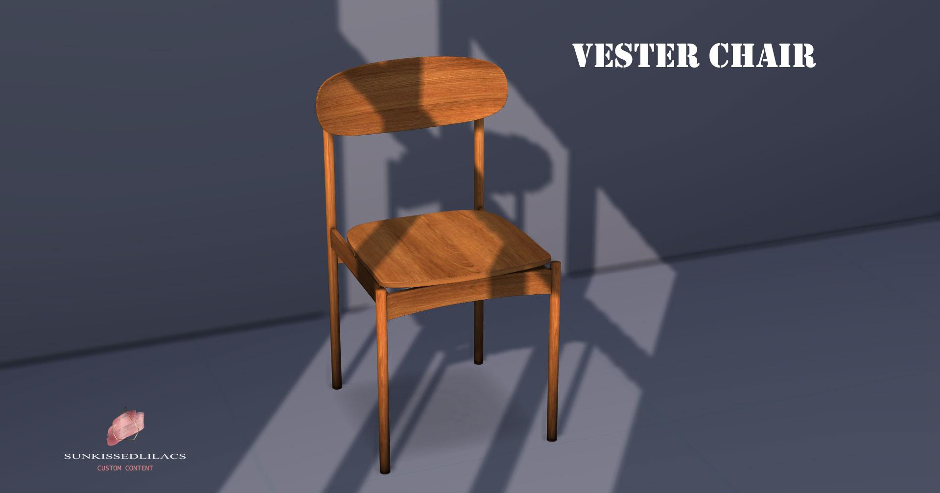 Vester Chair-sunkissedlilacs-simms-4-custom-content