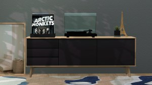 Altius TV Unit, high quality sims 4 cc, sunkissedlilacs, free sims 4 furniture, sims 4 custom content,