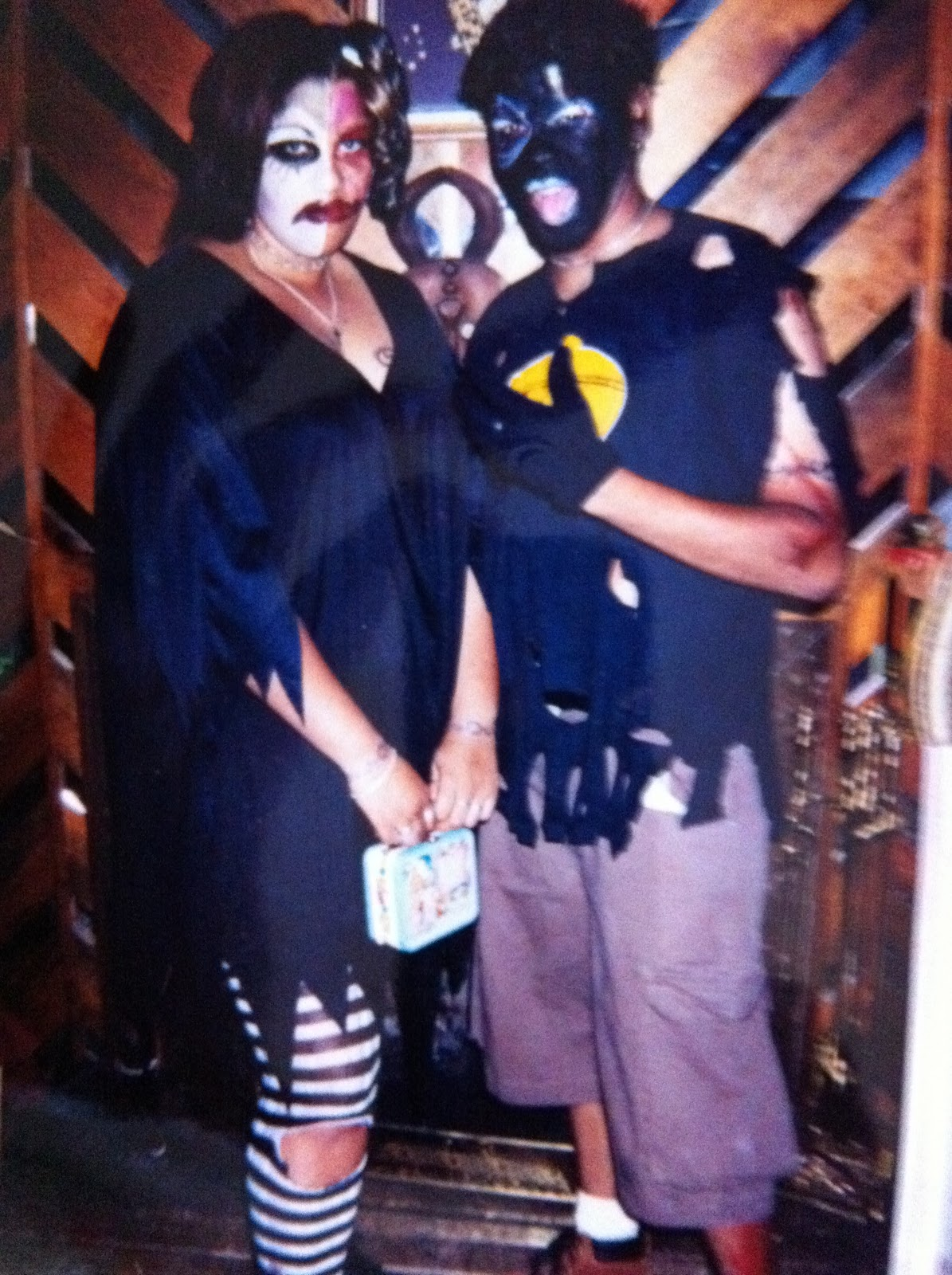 halloween costumes: a collection -
