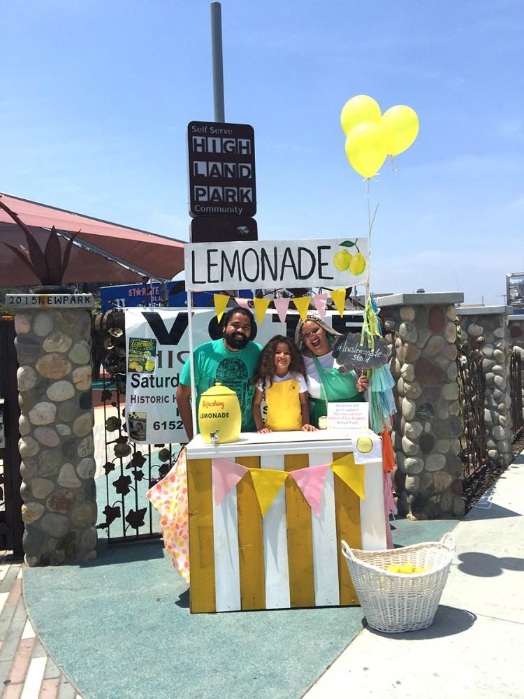 family lemonade