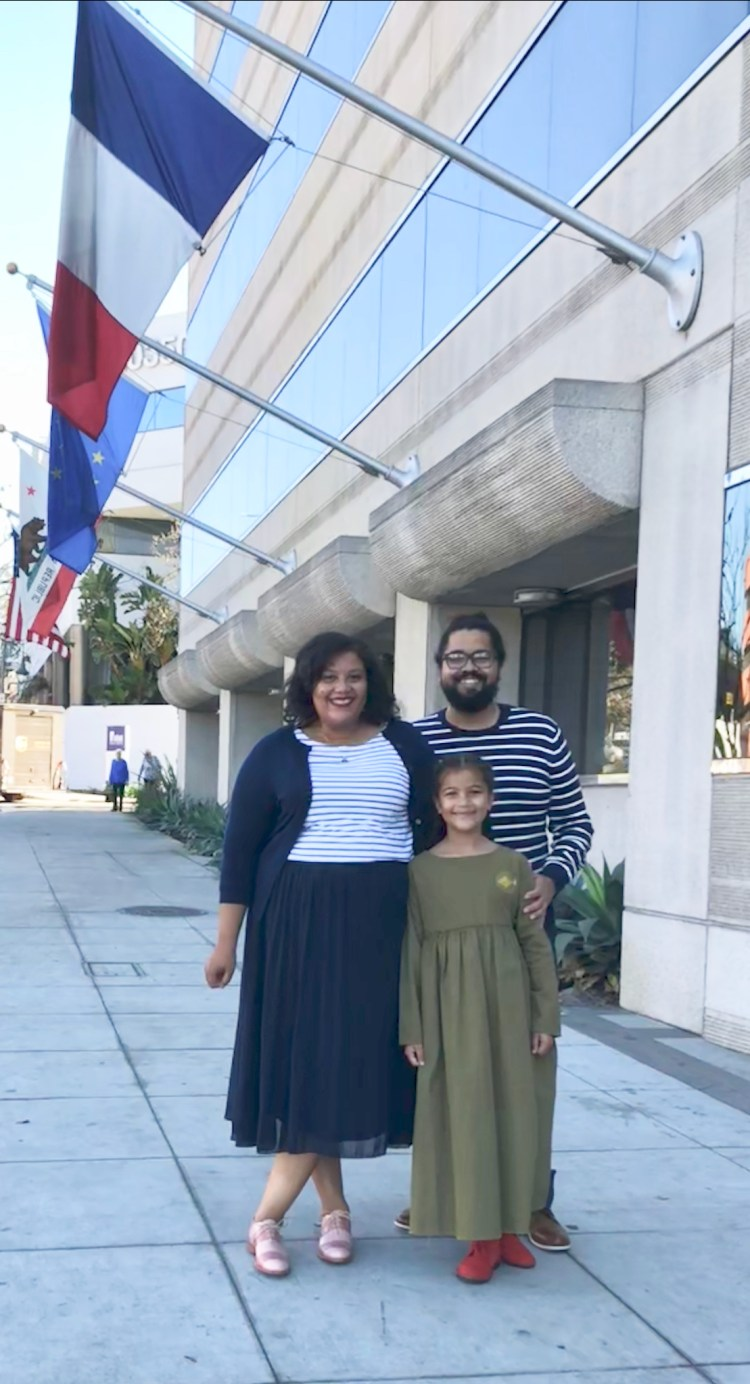 Our Visa Appointment at the French Consulate -