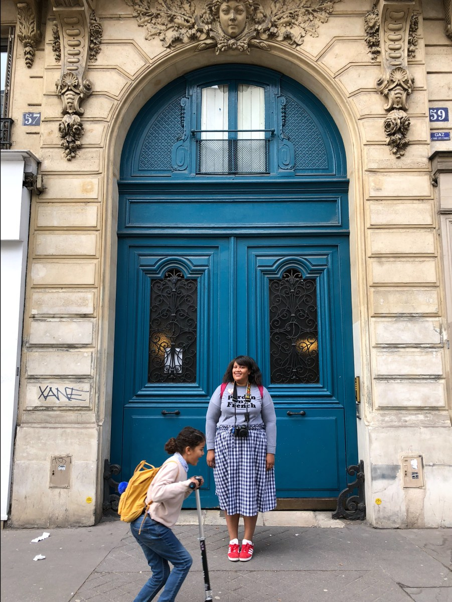 Moving Abroad: Paris the first month