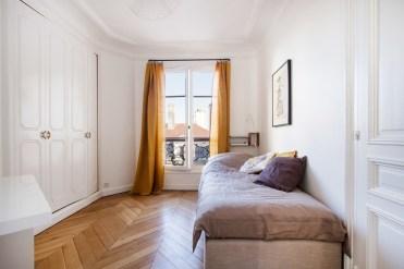 rue Tresor second bedroom