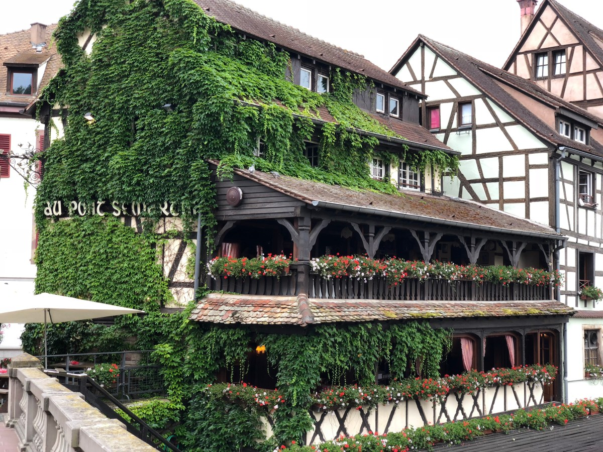 Trip to Strasbourg, France
