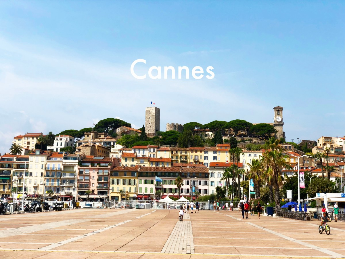 Road Trip: Cannes