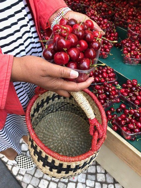 cherries montorgueil