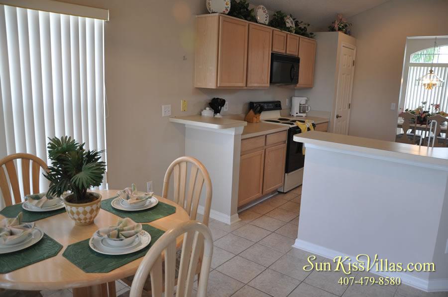 Vacation Rental Near Disney - Bahama Breeze - Breakfast