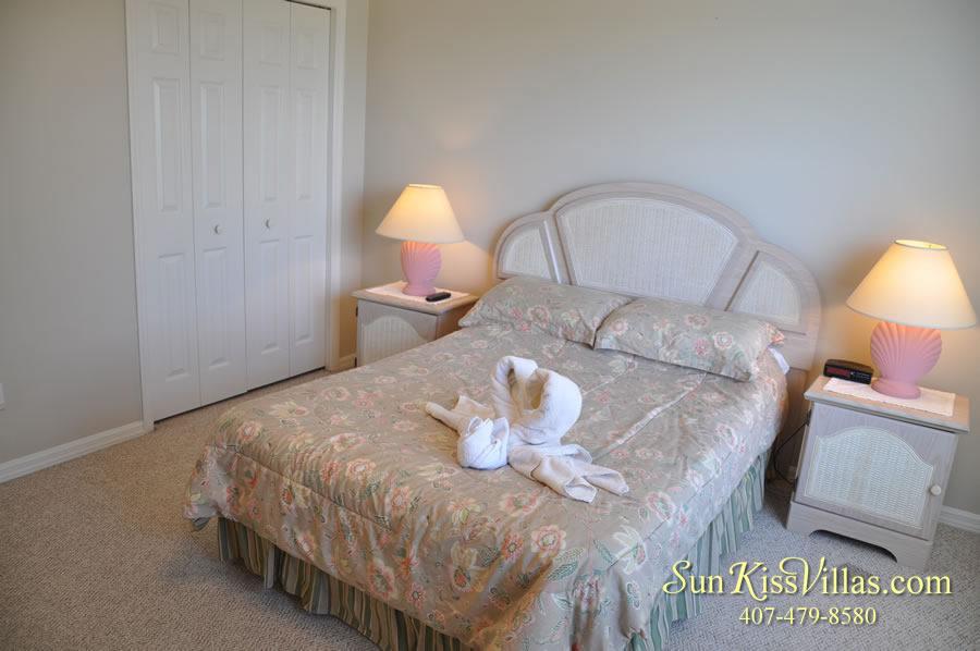 Vacation Rental Near Disney - Bahama Breeze - Bedroom