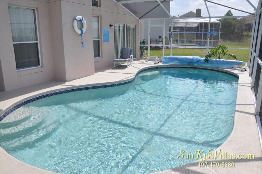 Vacation Rental Near Disney - Bahama Breeze - Pool