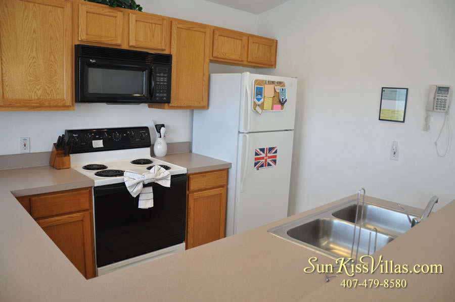 Orlando Vacation Rental - Disney Fun - Kitchen