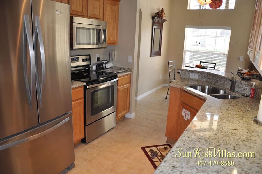 Solana Resort Vacation Rental Near Disney - Disney Gem - Kitchen
