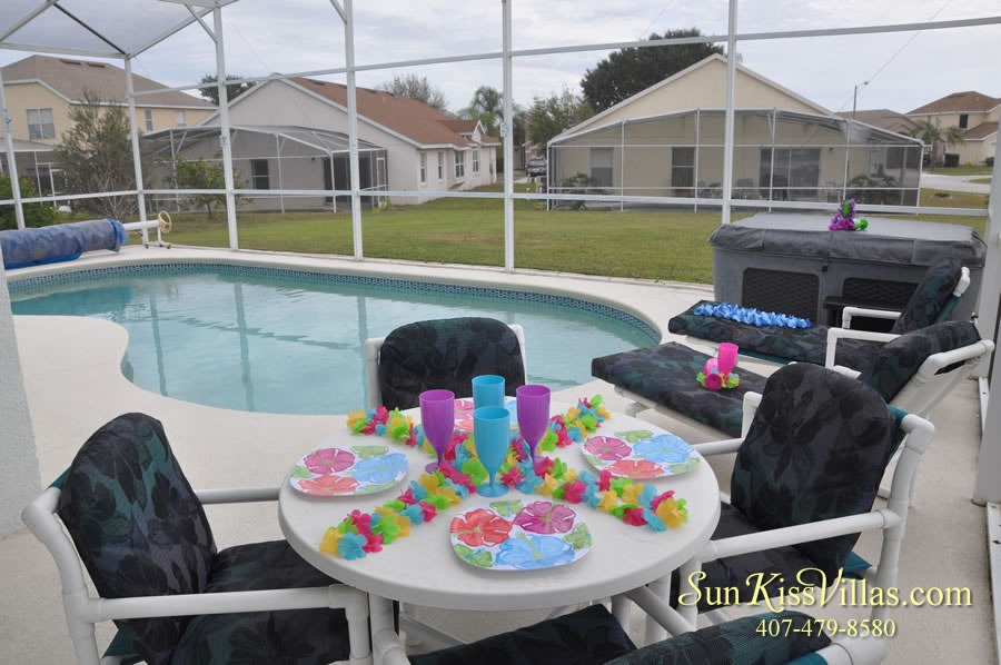 Disney Palms Private Pool - Vacation Home Rental