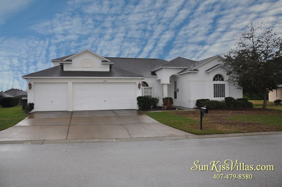 Orlando Disney Vacation Home Rental - Grand Hereon