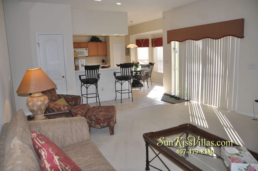 Disney Vacation Villa - Henley Park - Family Room