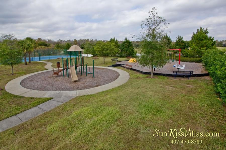 Highgate Park Vacation Rental Community Playground