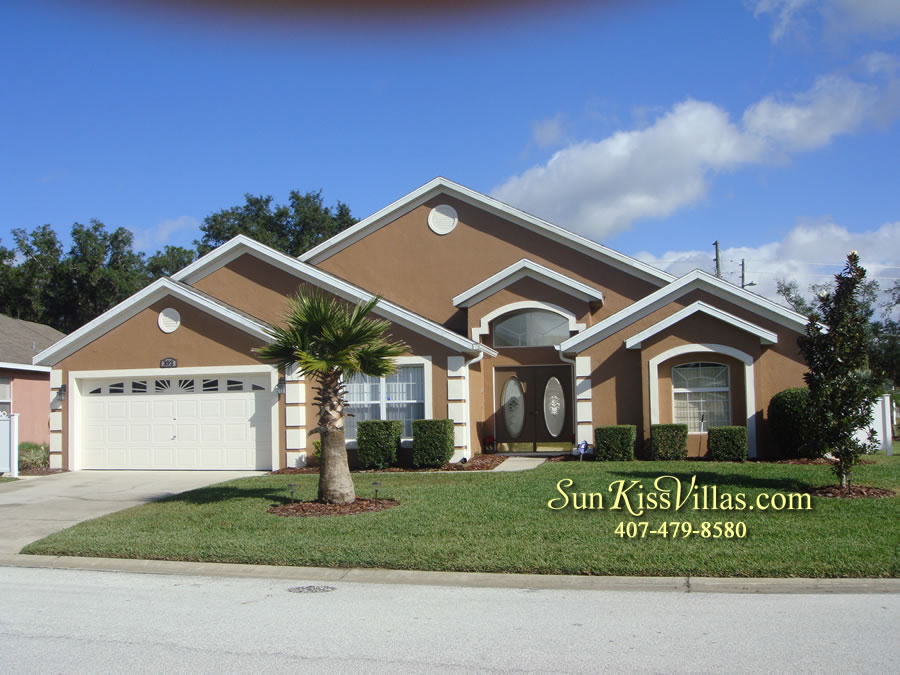 Orlando Villa Rental Near Disney - Keystone