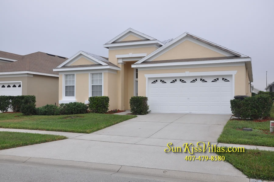 Disney Vacation Rental Home - Mickey's Cottage