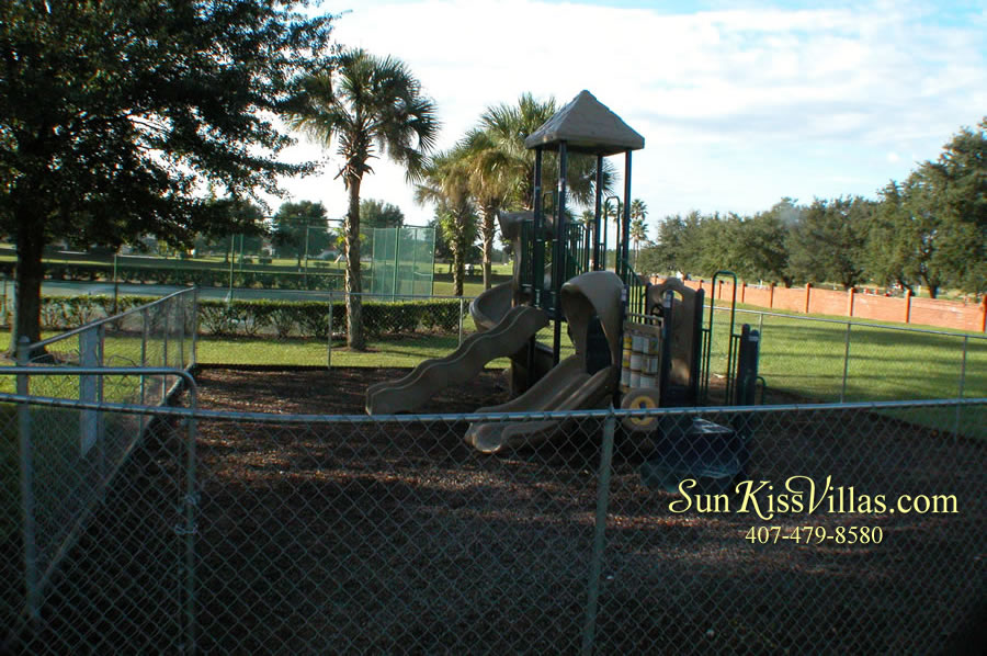The Palms - vacation home community playground