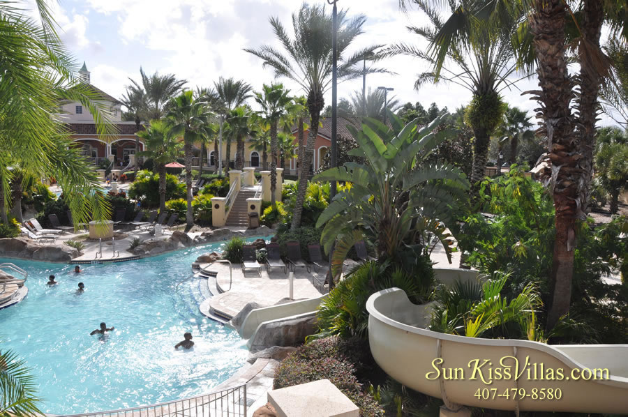 Regal Palms Resort Water Park