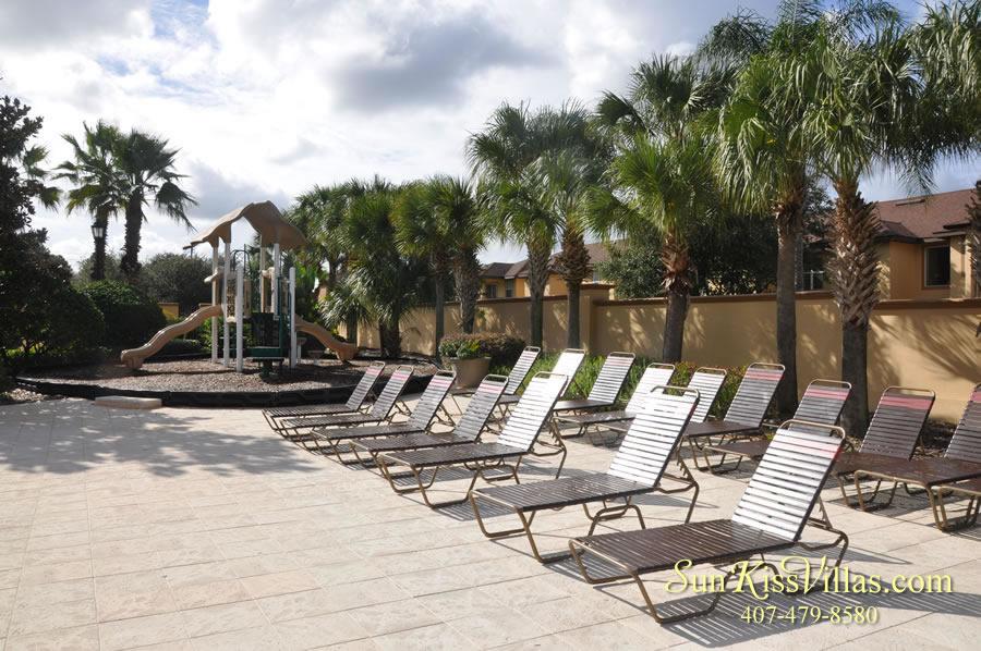 Regal Palms Resort Sun Lounges