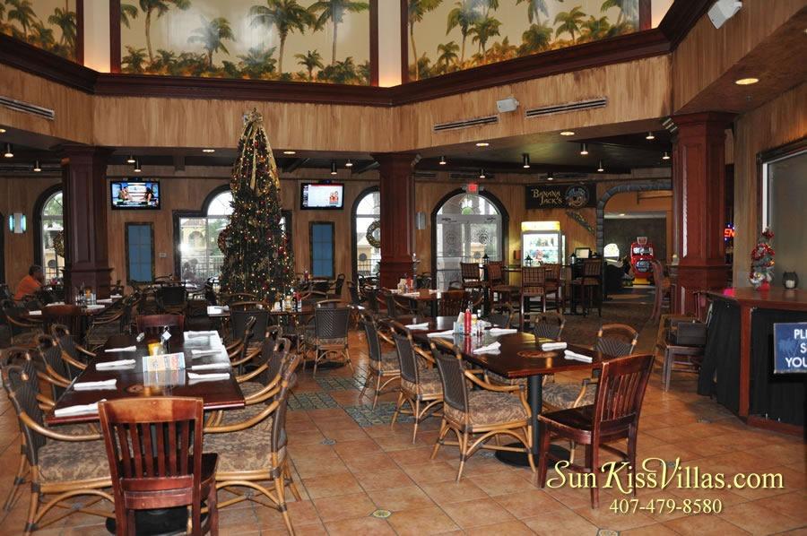 Regal Palms Resort Dining