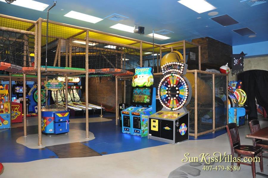 Regal Palms Resort Game Room