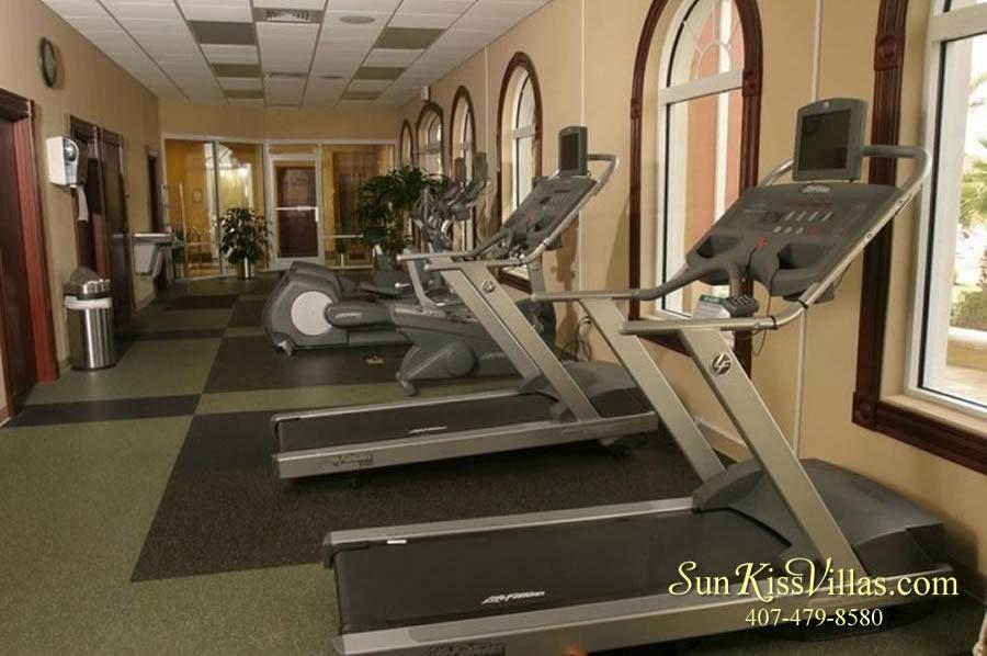 Regal Palms Resort Fitness Center