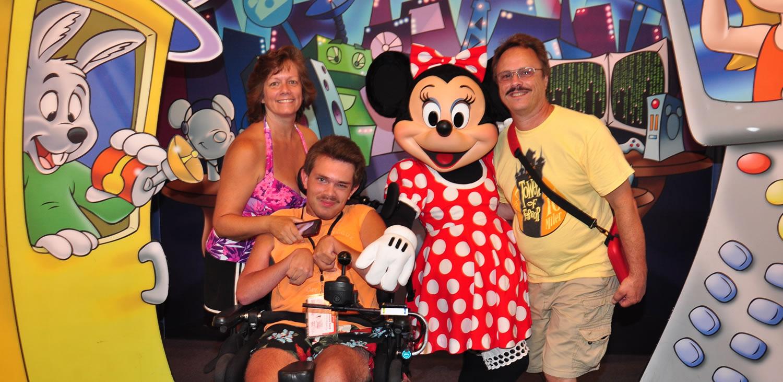 Family Vacations Near Disney World