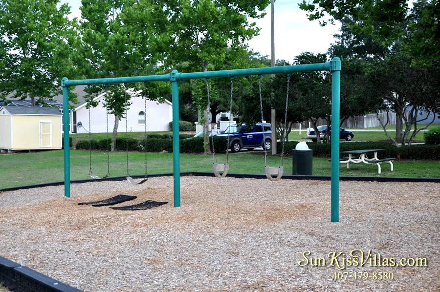 Westridge Playground Swings