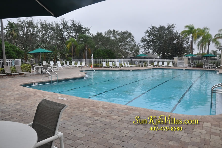 Windsor Palms Pool