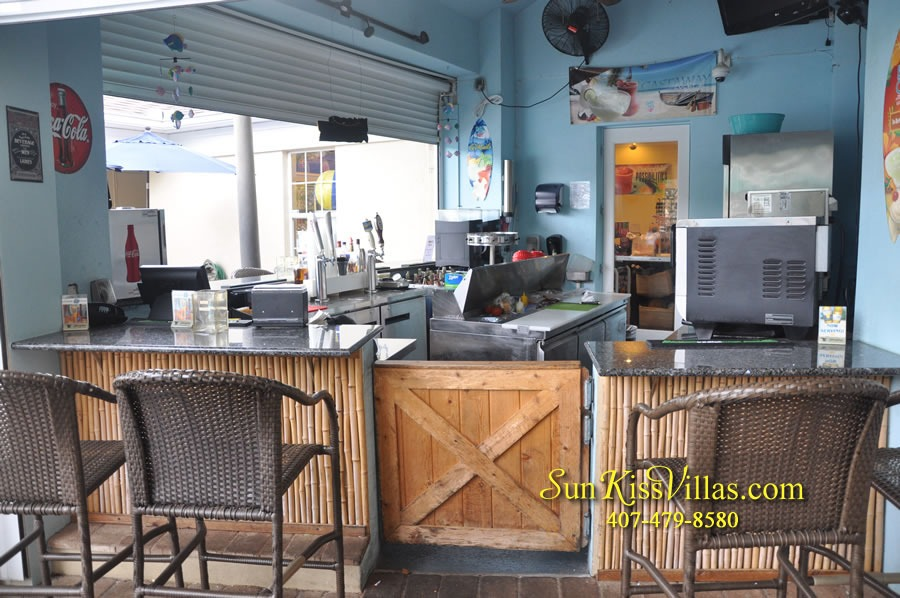 Windsor Palms Clubhouse Snack bar