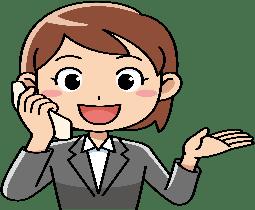 三幸堂WiFi女性画像