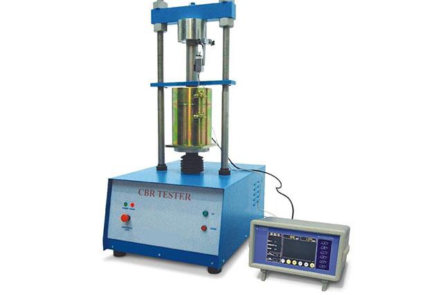 CBR Test Apparatus