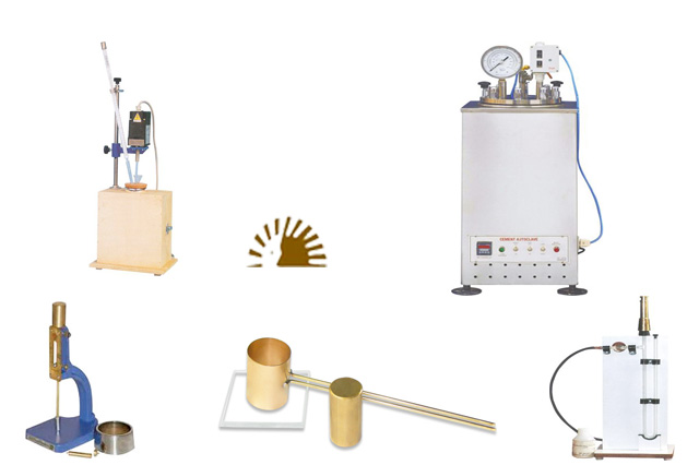Cement testing lab equipment1