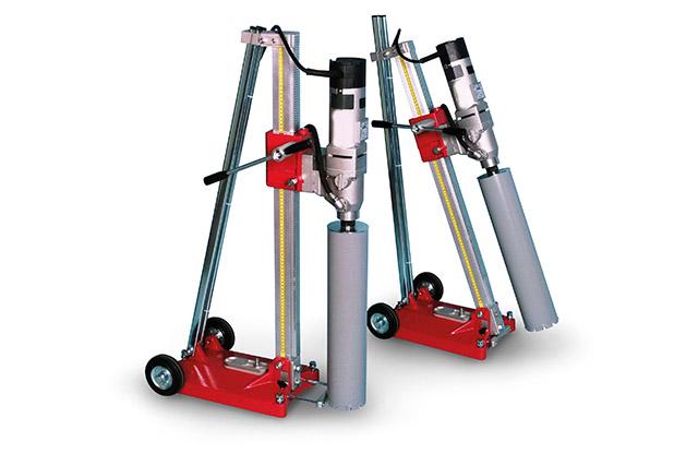 Core Cutting/Core Drilling Machine Motorised