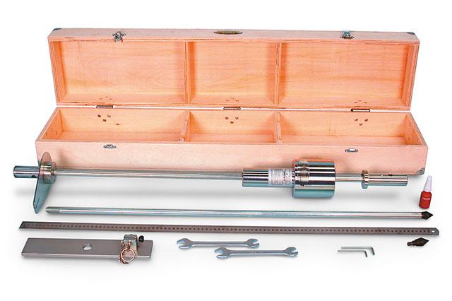DCP - Dynamic cone penetrometer