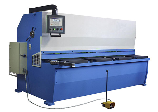 Hydraulic-Guillotine-shearing-machine