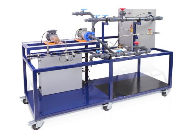 Multi-Pump Test Rig
