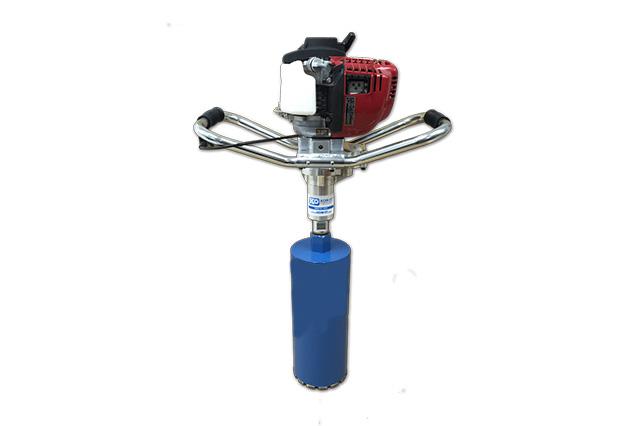 portable core/cutting drilling machine