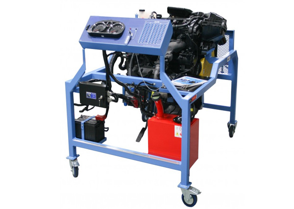Four Stroke Four Cylinder Petrol Engine Test Bench
