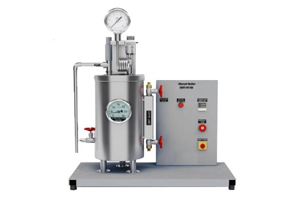 Marcet Boiler Test Setup