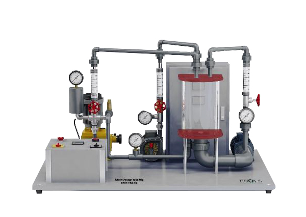 Multi Pump Test Rig