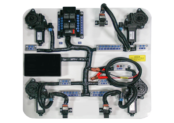Power Window System Trainer