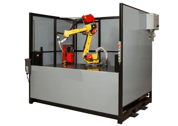 Educational Robotic Welding Trainer