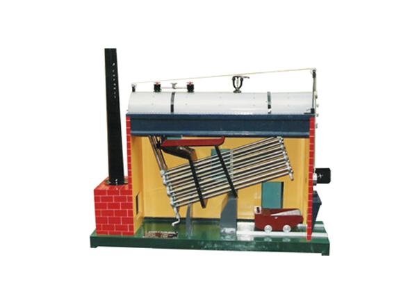 Model of Babcock and Wilcox boiler